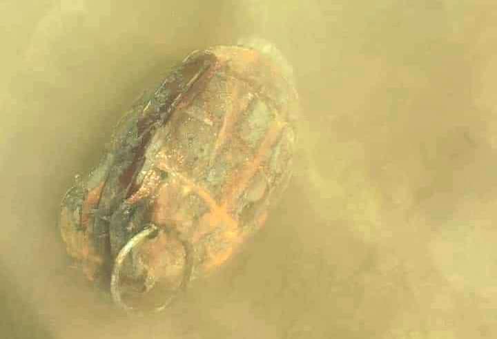 बॉम्ब सदृश्य वस्तू सापडल्याने लातूरच्या अहमदपूर तालुक्यातील शिरूर ताजबंद परिसरात भीतीचे वातावरण!
