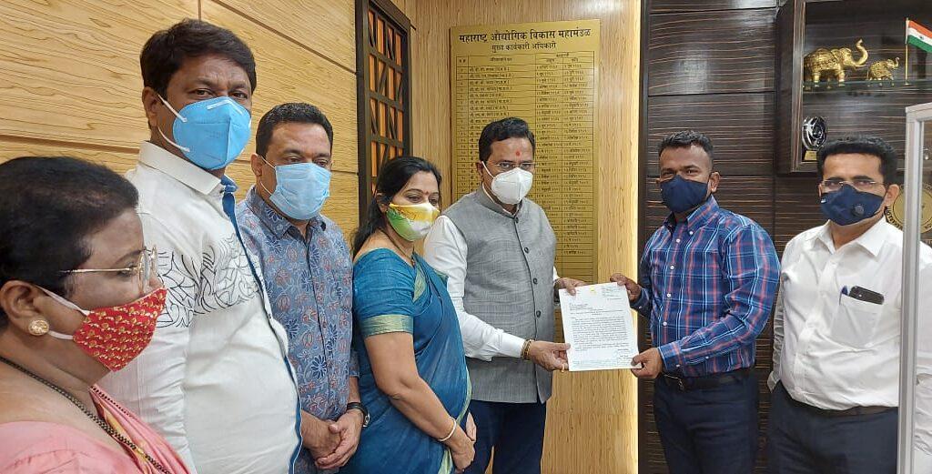 मीरा भाईंदर शहराचा पाणी प्रश्न लवकरच सुटणार?खासदार राजन विचारे यांनी आयोजित केलेल्या बैठकीमध्ये उद्योगमंत्र्याचे अधिकाऱ्यांना आदेश!